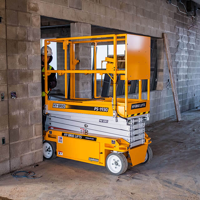 Hy-Brid Lifts PS-1930 Scissor Lift