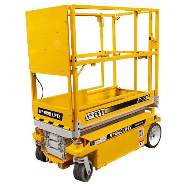 ZT-1230 Zero-Turn Scissor Lift