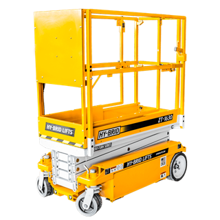 ZT-1630 Zero-Turn Scissor Lift