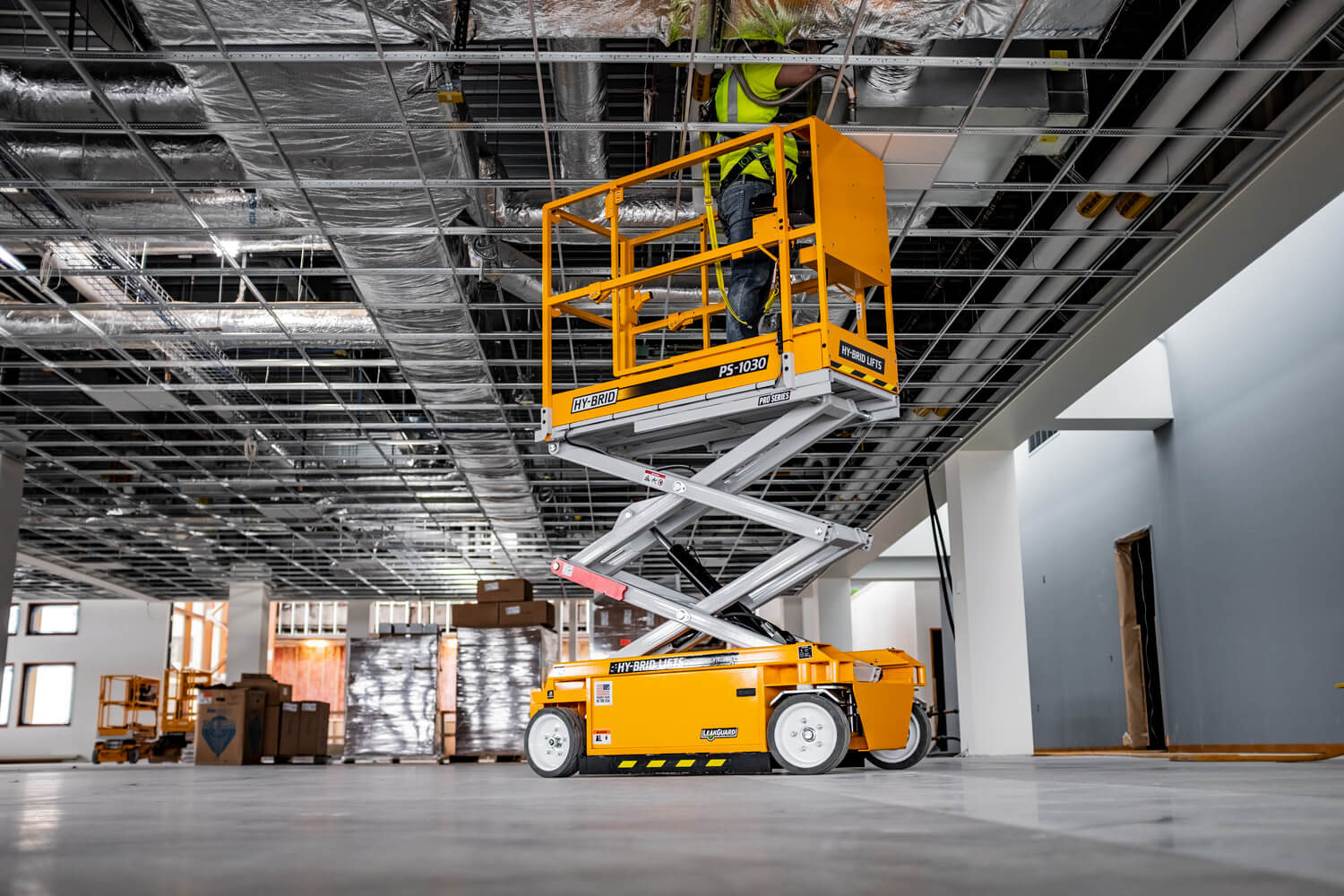Hy-Brid PS-1030 Mobile Elevating Work Platform