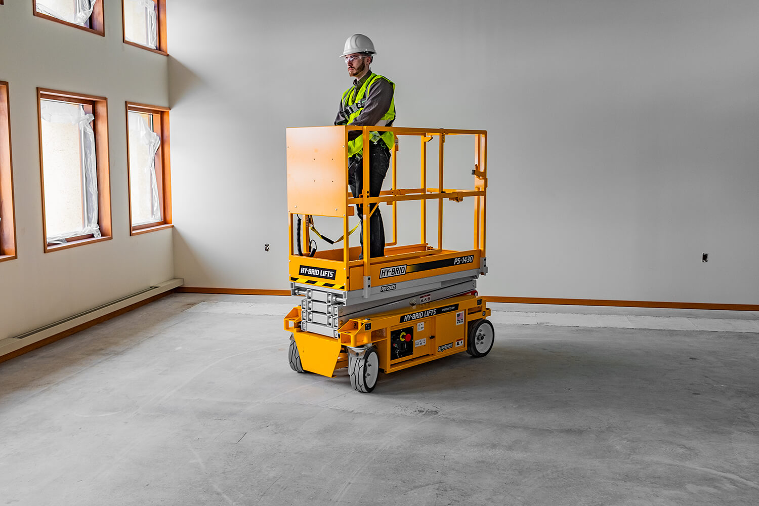 Hy-Brid PS-1430 Mobile Elevating Work Platform