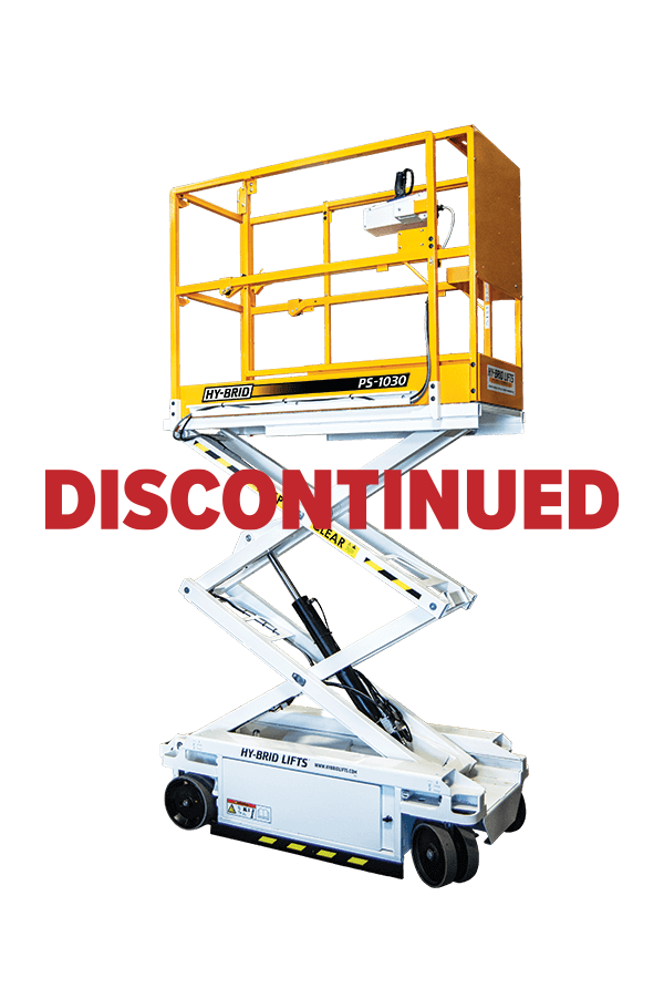 Hy-Brid PS-1030 Slab Scissor Lift