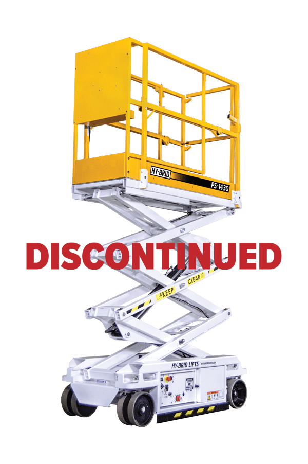 Hy-Brid PS-1430 Slab Scissor Lift