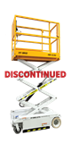 HB-1230 Self-Propelled Scissor Lift