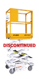 HB-P1027 Push-Around Scissor Lift